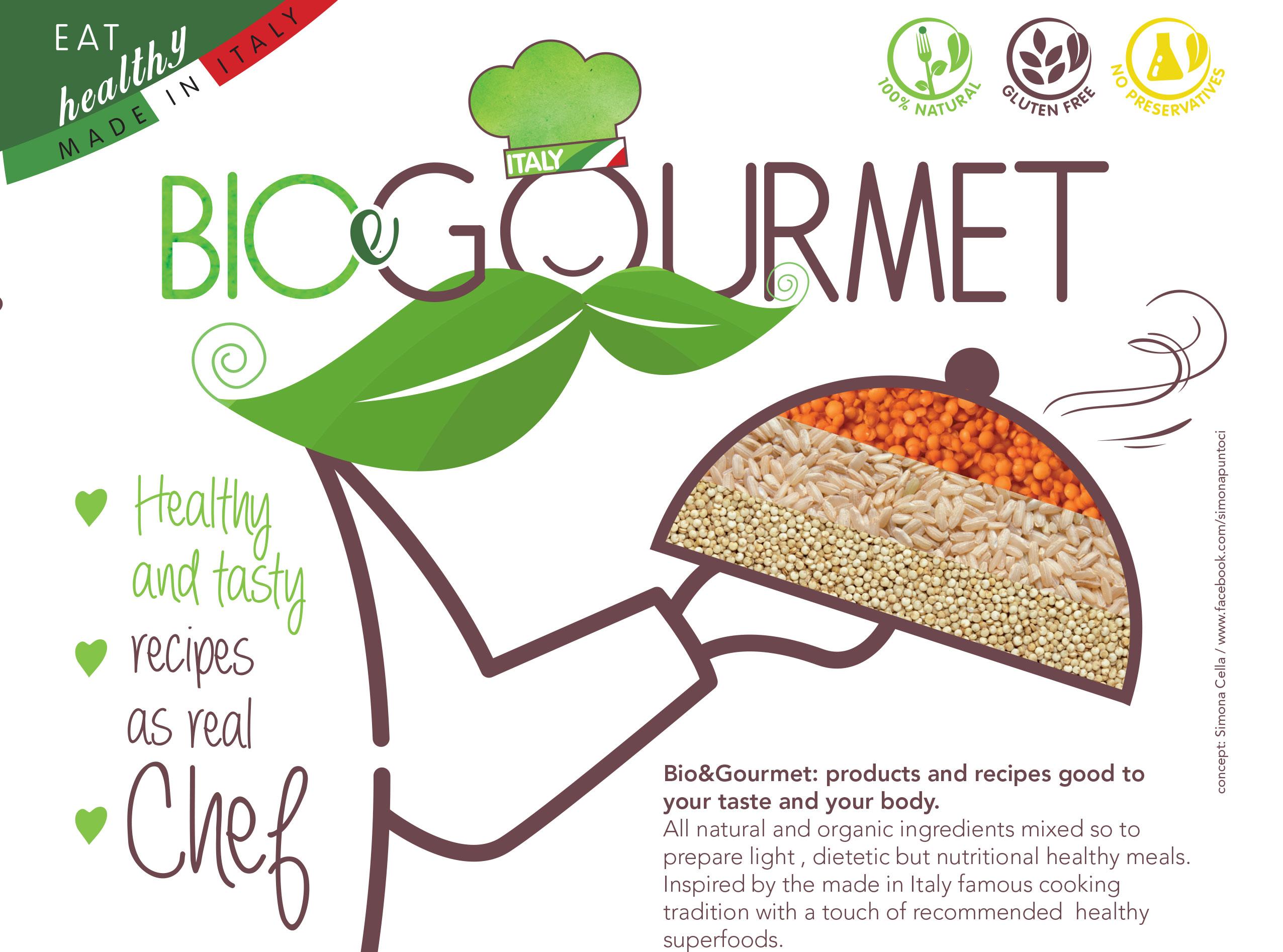Un esempio di food revolution: Biogourmet